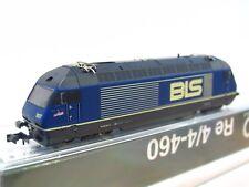 Kato N 13710 -5 E-Lok Re 465 007-3 Schilthorn BLS OVP (RB56)