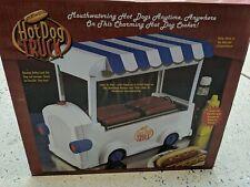 Hot Dog Truck Roller Bun Warmer Heat Machine Cooker Grill