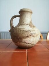 A Large Scheurich-Keramik Ewer - Perfect Condition - Interesting Glaze