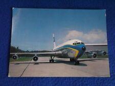 Postcard ~ LUFTHANSA BOEING JET 720 B ~ AIRCRAFT ~ UNUSED