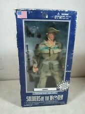 "Vintage 1998 Soldiers Of The World Vietnam Cavalry 12"" Action Figure NIB NOS"