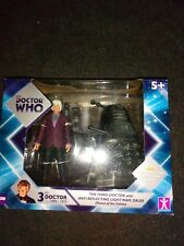 Doctor Who Third Doctor Anti-Reflecting Light Wave Dalek, Planet of the Daleks