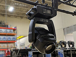 Elation Professional Proteus Beam IP outdoor rated moving head fixture