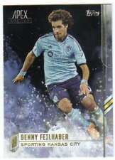 2015 Topps APEX MLS Soccer #39 Benny Feilhaber  Sporting Kansas City