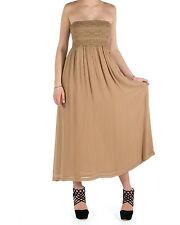 Vestito lungo TWIN SET SIMONA BARBIERI corpetto elastico in PROMOZIONE