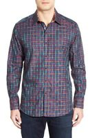 * NWT Robert Graham 'Misfits' Classic Fit Plaid Sport Shirt NWT, XL 2XL