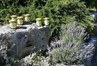 6 x 500g-Glas Wald- und Blütenhonig aus eigener Imkerei - Deutscher Imkerbund