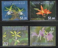 Grenada-G.   2011   Sc #2746-49   Orchids   MNH   (54194)
