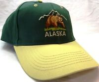 Alaska Souvenir Snapback Hat, New with Tags! Mens or Womens Alaska Hat