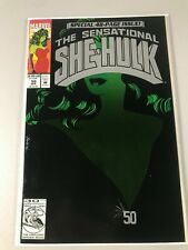 New listing Sensational She-Hulk 50 (Marvel, 1993) Nm+