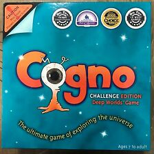 Cogno Deep Worlds Challenge Edition Science Game - 100% complete - Rare