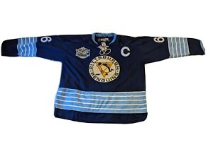MARIO LEMIEUX PITTSBURGH PENGUINS 2011 WINTER CLASSIC THROWBACK JERSEY