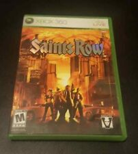 Saints Row  -- XBOX 360 -- CONDITION B+