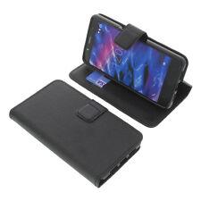 Tasche für MEDION Life S5004 Smartphone Book-Style Schutz Hülle Handytasche Buch