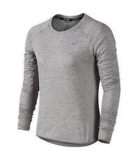 Nike Women's  Therma Sphere Element Running Top (Grey) Medium - New ~ 812042 042