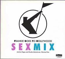 FRANKIE GOES TO HOLLYWOOD - SEX MIX 2012 EU 2 X CD DIGIPAK W/ 20 PAGE BOOKLET