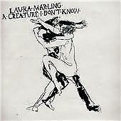 LAURA MARLING ~ A Creature I Don't Know ~ 2012 UK Virgin 10-track CD album