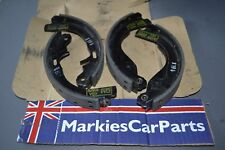 Vauxhall Combo 94-01 1.7 D Box 59bhp Rear Brake Shoes Drums 230mm