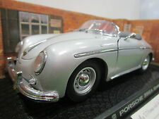 PORSCHE 356 A SPEEDSTER 1957 gris 1/18 KYOSHO 7007S voiture miniature collection