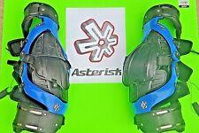 ASTERISK ULTRA CELL Knee Brace Braces L/R LARGE MX Motocross SUPERCROSS BMX SKI