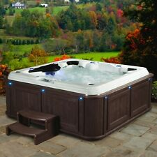 Strong Spas Factory Refurbished Hot Tub: Stockbridge 95 Jets Lounge Stereo