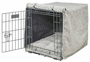 Bowsers Luxury Crate Cover X-Large Chantilly