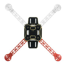 F330 MultiCopter Frame Airframe Flame Wheel kit White/Red For KK MK MWC 4axis RC