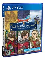PS4 Dragon Quest X All In One Package  Sony PlayStation 4 w/Tracking