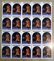 1989-90 Hoops #270 - Earvin Magic Johnson - Los Angles Lakers HOF  20ct Card Lot