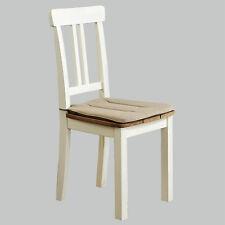 Esszimmerstuhl in Cremeweiß Küchenstuhl Stuhl Stühle