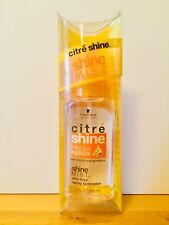 Citre Shine Fresh Fusion Shine Mist Anti-Frizz Spray Laminator 3oz New