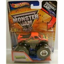 Coches, camiones y furgonetas de automodelismo y aeromodelismo Hot Wheels Monster Jam