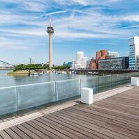 Kurzurlaub in Düsseldorf für 2 Personen im TOP 4* Mercure Hotel inkl. Frühstück