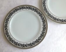 Versace Marqueterie Luncheon/Salad Plates set of 2 by Rosenthal