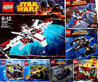 Lego Newspaper Promo Party - Batman Spiderman Lego City Star Wars LOTR Birthday