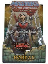 HORDAK Erstauflage *SELTEN* Masters of the Universe Classics He-Man MOC NEU MotU