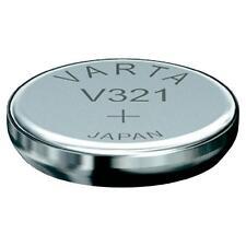 VARTA 1 pile  oxyde d'argent V321 321  SR616SW  SR65   1,55V