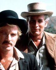 Paul Newman como Butch Cassidy, Robert Redford 8x10 Foto Precioso Foto 269565