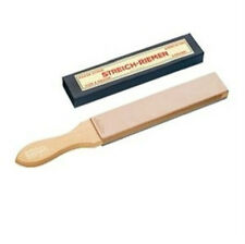 BOKER KNIVES 090501 STRAIGHT RAZOR LEATHER STROP & CASE KNIFE NEW IN BOX SALE