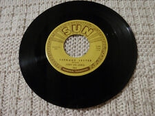 SUN 384 JERRY LEE LEWIS TEENAGE LETTER/SEASONS  OF MY HEART NEW LOW PRICE   M-