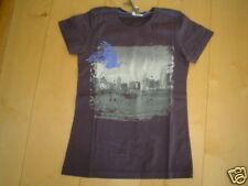 SO 10 - Camiseta, Marrón-gris García talla 140 NUEVO