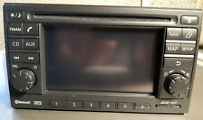 Nissan Sat Nav Radio CD Stereo Head Unit Screen 25915BH30E Bosch 7612830076