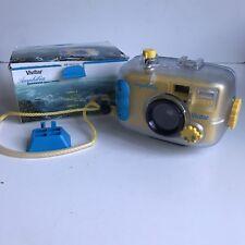 Vivitar Amphibia Underwater Compact 35mm Film Camera Waterproof Case Yellow