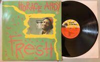 Horace Andy - Fresh LP 1987 Island In The Sun BW104 Reggae VG+