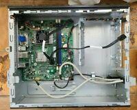 HP Compaq CQ1020.UK No RAM No HDD AMD E-350 CPU No Windows 10 Small Tower Light