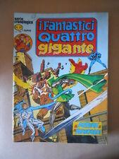 I FANTASTICI QUATTRO GIGANTE serie Cronologica n°31 1980 Corno [G753B] BUONO
