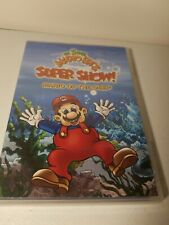 Super Mario Bros. Super Show Mario of the Deep DVD
