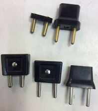 Vintage Lot Of Dc Plug Adaptor Parts ElectronicsRecycled.com