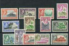 British Solomon Islands 1939-51 set MM SG60/72 see desc