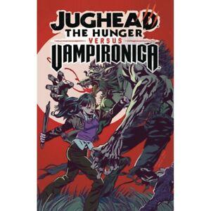 JUGHEAD HUNGER VS VAMPIRONICA TP--ARCHIE COMIC PUBLICATIONS--